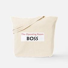 OR BOSS Tote Bag