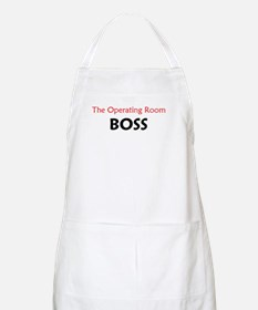 OR BOSS BBQ Apron