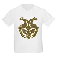 Vintage Primitive Bird Crest T-Shirt