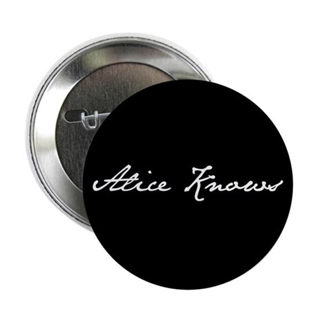 """Alice Knows Twilight 2.25"""" Button (10 pack)"""