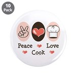 Peace Love Cook Chef 3.5