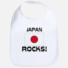 Japan Rocks! Bib