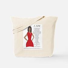Unique Black women Tote Bag