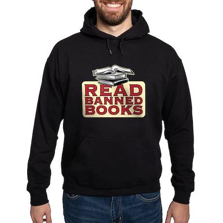 Read banned books - Hoodie (dark)