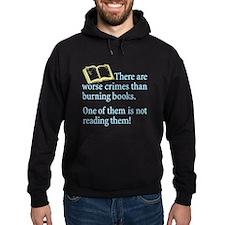 Book Burning - Hoodie