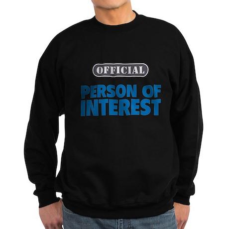 Person of Interest - Sweatshirt (dark)