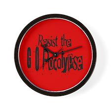 GOPocalypse. Wall Clock