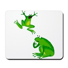 frogs Mousepad