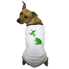 frogs Dog T-Shirt