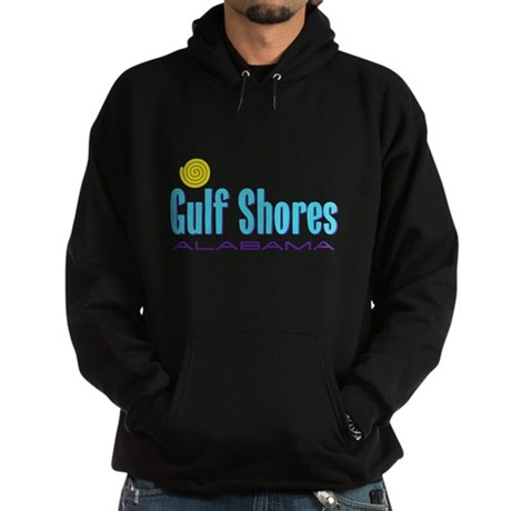 Gulf Shores - Hoodie (dark)