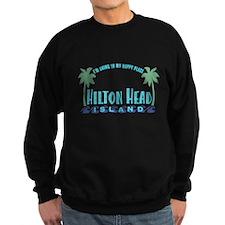 Hilton Head Happy Place - Jumper Sweater