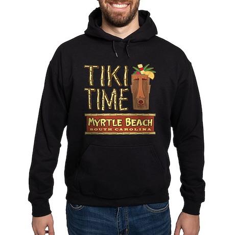 Myrtle Beach Tiki Time - Hoodie (dark)