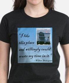 I like this place (2) Tee