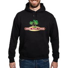Sanibel Island Palms - Hoody