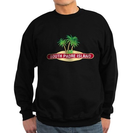 South Padre Palms - Sweatshirt (dark)