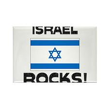 Israel Rocks! Rectangle Magnet