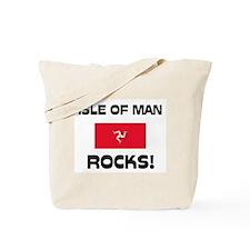 Isle Of Man Rocks! Tote Bag