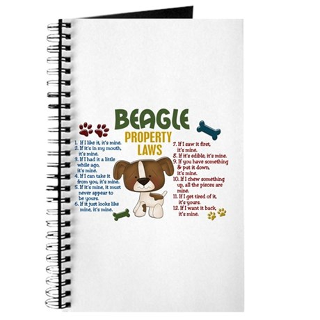 Beagle Property Laws 4 Journal