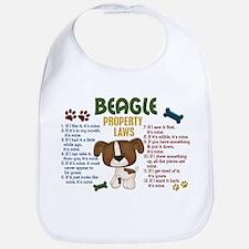 Beagle Property Laws 4 Bib