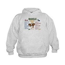 Beagle Property Laws 4 Hoodie
