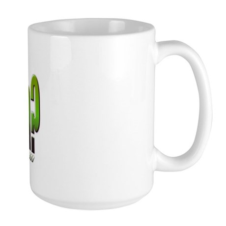 got truth? green Large Mug