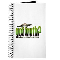 got truth? green Journal