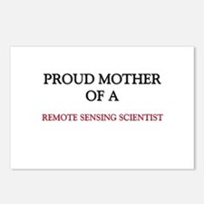 Proud Mother Of A REMOTE SENSING SCIENTIST Postcar
