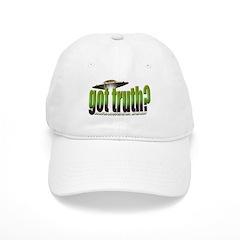got truth? green Baseball Cap