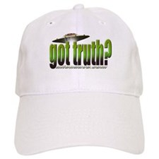 got truth? green Baseball Cap