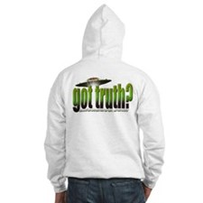 got truth? green Hoodie