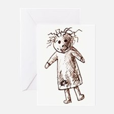 Patches Greeting Cards (Pk of 10)