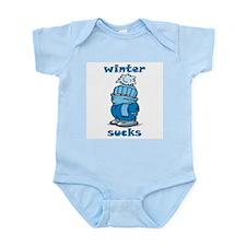 Winter Sucks Infant Bodysuit