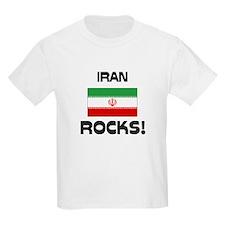 Iran Rocks! T-Shirt