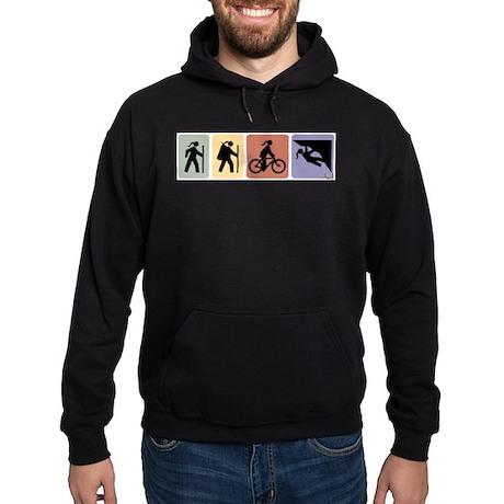 Multi Sport Gal Hoodie (dark)