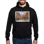 Grand Canyon/Colorado River Hoodie (dark)