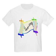 I Love Torah Kids T-Shirt