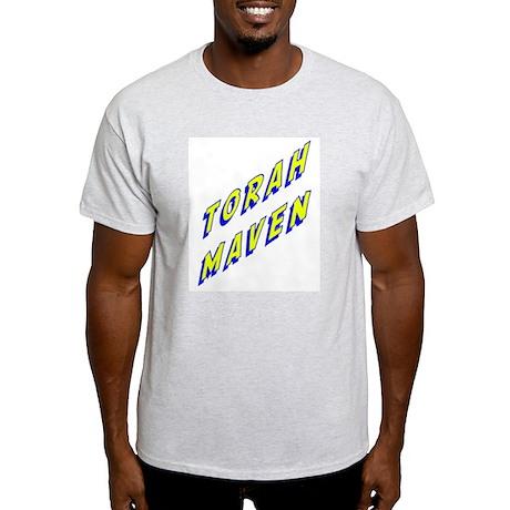 Torah Maven Ash Grey T-Shirt
