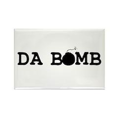 Da Bomb Rectangle Magnet (100 pack)