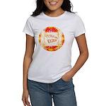 Torah Rocks Orange Women's T-Shirt