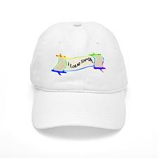 I Love Torah Baseball Cap