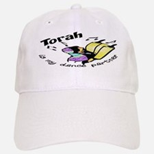 Torah is My Dance Partner Baseball Baseball Cap
