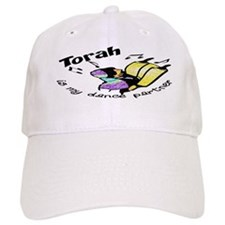 Torah is My Dance Partner Baseball Cap