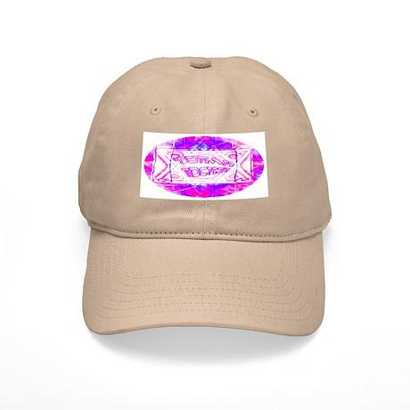 Torah Rocks (Pink) Cap