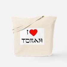 I Heart Torah Tote Bag