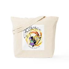 Rejoice Simchat Torah 5766 Tote Bag