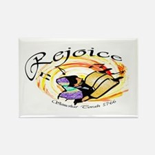 Rejoice Simchat Torah 5766 Rectangle Magnet