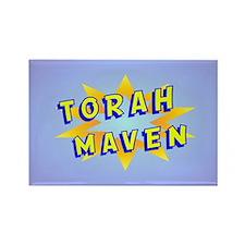 Torah Maven Rectangle Magnet