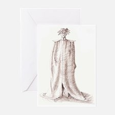 Dr. Darkness Greeting Cards (Pk of 10)