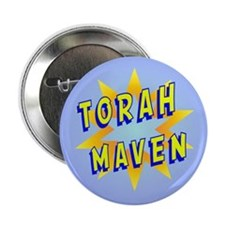 Torah Maven Button
