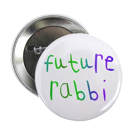 Future Rabbi Button